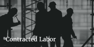 Contracted Labor
