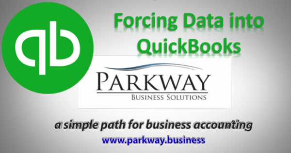 QuickBooks Desktop Transactions Imported