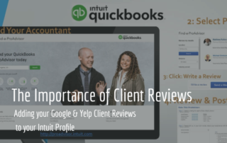 Client Reviews Request Form