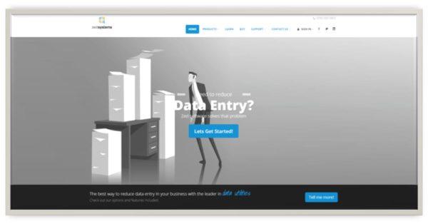 ZedAxis Homepage