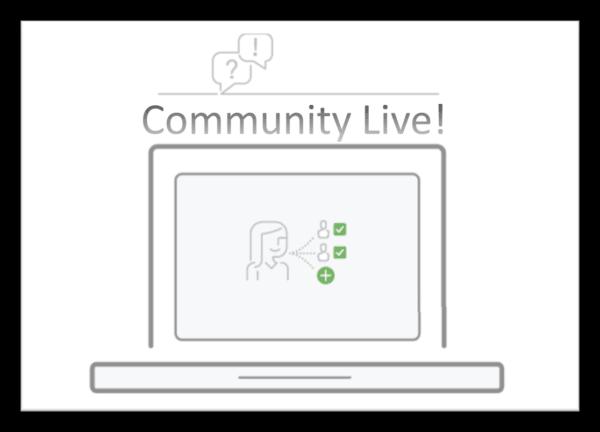 Community Live