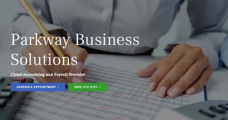 Parkway Business Solutions Bookkeeping Services